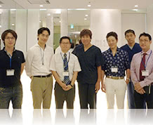 VASER & CRFハンズオンセミナー @大阪2