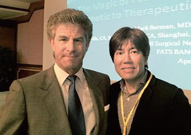 山川統括指導医が脂肪移植の国際会議に参加