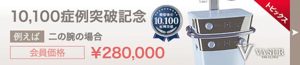 4000症例突破キャンペーン
