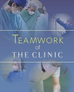 静脈麻酔のみで施術を行うTHE CLINIC