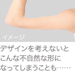 脂肪の特徴とデザインの関係